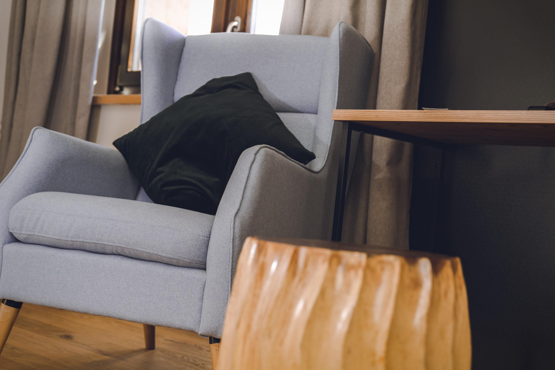 Detail Design Doppelzimmer Individualist