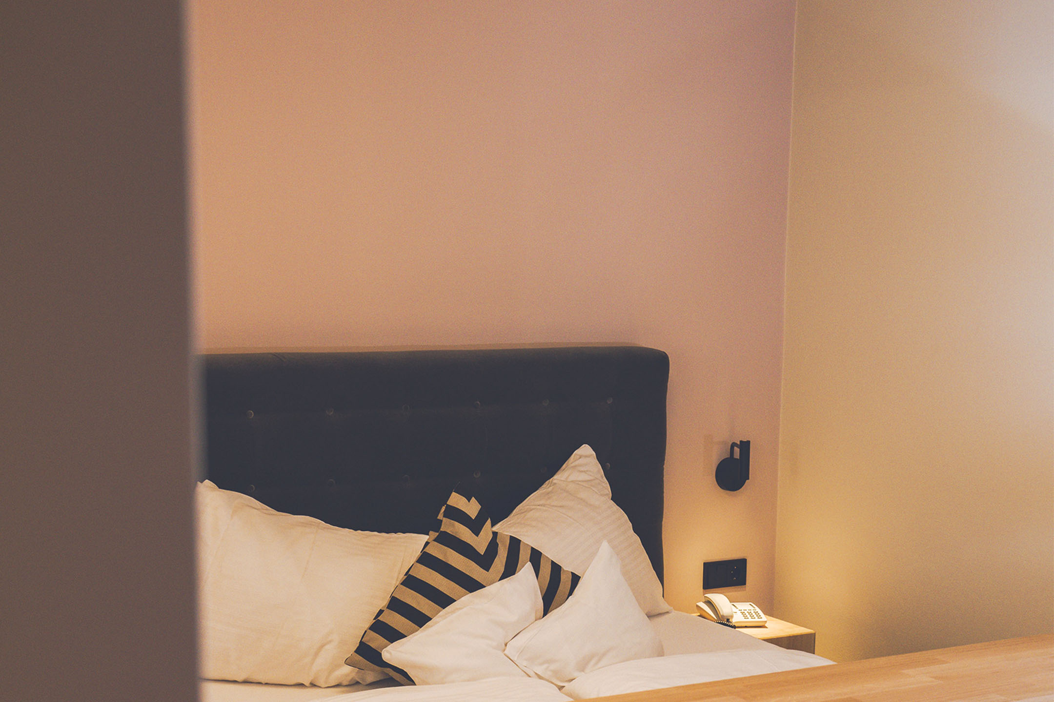 Einzelzimmer im Haus Jausern mit Halbpension