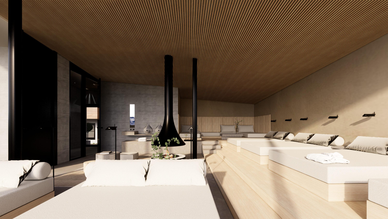 Architektur und Design im Haus Jausern